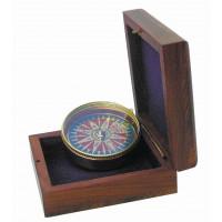 SeaClub Kompass mit Windrosenblatt
