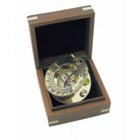 SeaClub Kompass-Sonnenuhr