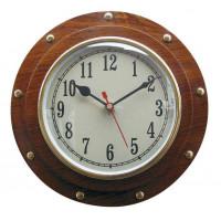 Sea Club Uhr im Bullauge 23 cm
