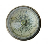 SeaClub Kompass mit Domglas
