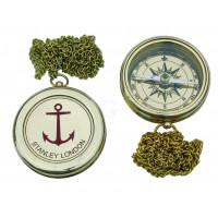 SeaClub Kompass mit Ankergravur