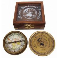 SeaClub Kompass antik