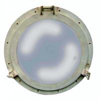 SeaClub Bullaugenspiegel Aluminium 50 cm