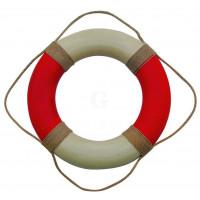 SeaClub Rettungsring rot/creme 49 cm