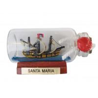 SeaClub Flaschenschiff Santa Maria mini