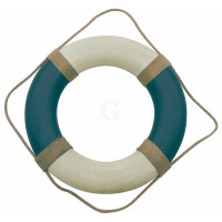 SeaClub Rettungsring blau/creme 49 cm