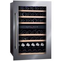 KBS Einbau Weinkühlschrank Vino 140 zwei Temperaturzonen, Soft Touch Steuerung