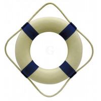 SeaClub Rettungsring blau/weiß 30 cm