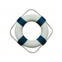 SeaClub Rettungsring blau/weiß 14 cm