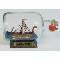 SeaClub Flaschenschiff - Wikinger