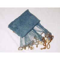 SeaClub Fischernetz blau