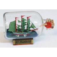 SeaClub Flaschenschiff - Alexander von Humboldt