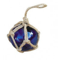 SeaClub Fischer-Kugel blau 5 cm