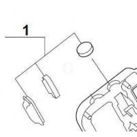Robot Coupe MP 450 V.V Satz Dichtungen Ersatzteil