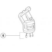 Robot Coupe MP 450 V.V Kabelsatz Ersatzteil