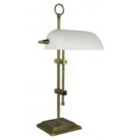 SeaClub Bankers-Lampe Höhe 55 cm