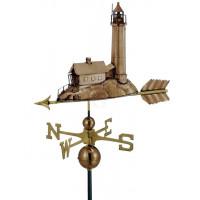Sea Club Wetterfahne Leuchtturm