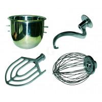 Krefft Küchenmaschine PR 60 Reduktionsset 40 Liter