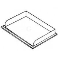EKU Snackline Einbau Grillplatte D-GRE-80