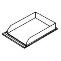 EKU Snackline Einbau Grillplatte D-GRE-40