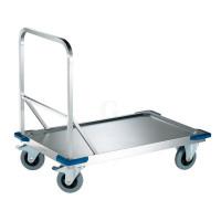 BLANCO Plattformwagen PFWS 8 x 5 Kunststoff Rollen
