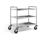 Blanco Servierwagen - 3 Etagen