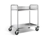 Blanco Abräumwagen - mit 2 Etagen