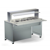 BLANCO Warmbuffet Basic Line WU-4