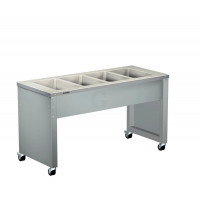 BLANCO Warmbuffet Basic Line W-4