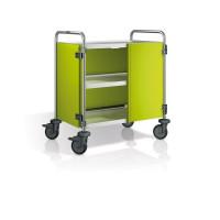 BLANCO farbige Verkleidung mit Flügeltüren für Servierwagen SW 10x6-2/3/Basic