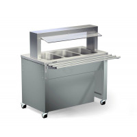 BLANCO Warmbuffet Basic Line WU-3