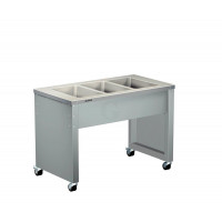 BLANCO Warmbuffet Basic Line W-3
