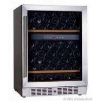 KBS Weinkühlschrank Vino 160 zwei Temperaturzonen, Soft Touch Steuerung