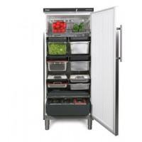 Rieber Systemkühlschrank grastropolar 570 Edelstahl