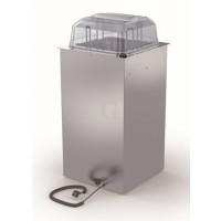 Blanco Einbau Tellerspender TSE-H1 18-33 ET 800 Beheizt