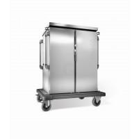 Blanco Tablett Transportwagen doppelwandig isoliert TTW 16-115 DZE