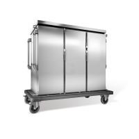 Blanco Tablett Transportwagen doppelwandig isoliert TTW 24-115 DDE