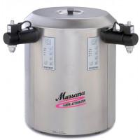 Mussana Sahnemaschine 2x6 Liter DUO Variante 2