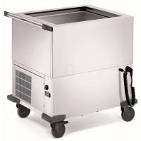Blanco Speisenausgabewagen SAW 2-UK Gekühlt