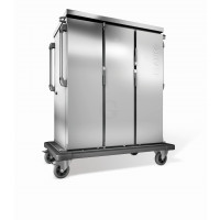 Blanco Tablett Transportwagen doppelwandig isoliert TTW 30-115 DDG