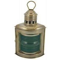 SeaClub Steuerbordlampe antik Petroleumbrenner