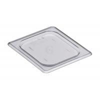 Cambro Camwear® Flachdeckel für GastroNorm-Behälter GN 1/6