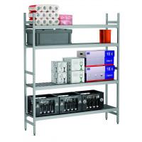 Bartscher Regalsystem Kit 3, B1500