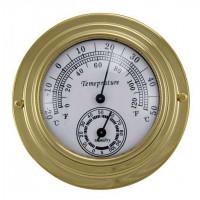 Sea Club Thermo-/Hygrometer mit Quarzwerk