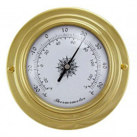 Sea Club Thermometer mit Quarzwerk