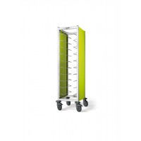 Blanco Seitenwandverkleidung 2-seitig, farbig TAW KN
