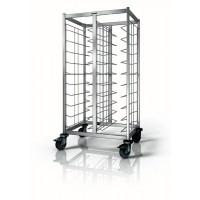 Blanco Tablett-Abräumwagen TAW 2 x 10 KN