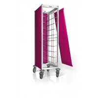 Blanco Seitenwandverkleidung 3-seitig, farbig TAW 10 GN / TAW 12 GN