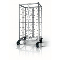 Blanco Tablett-Abräumwagen TAW 2 x 12 KN