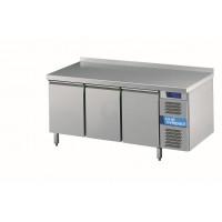Cool Compact Kühltisch Magnos hinten aufgekantet
